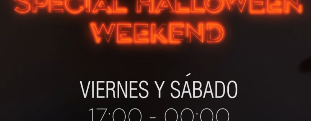 Weekend Special Halloween