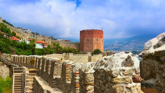 Alanya City Tour with Sunset Panaroma