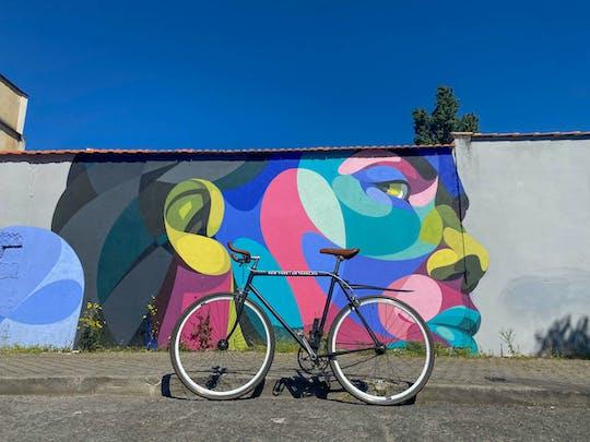 Visite privée à vélo du street-art de Bordeaux