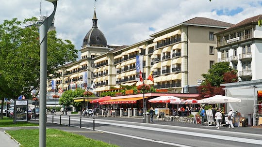 Interlaken private walking tour