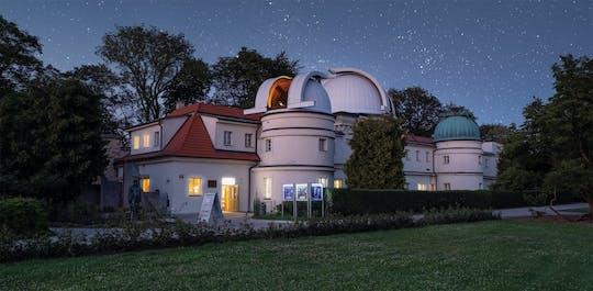Štefánik Observatory entry ticket