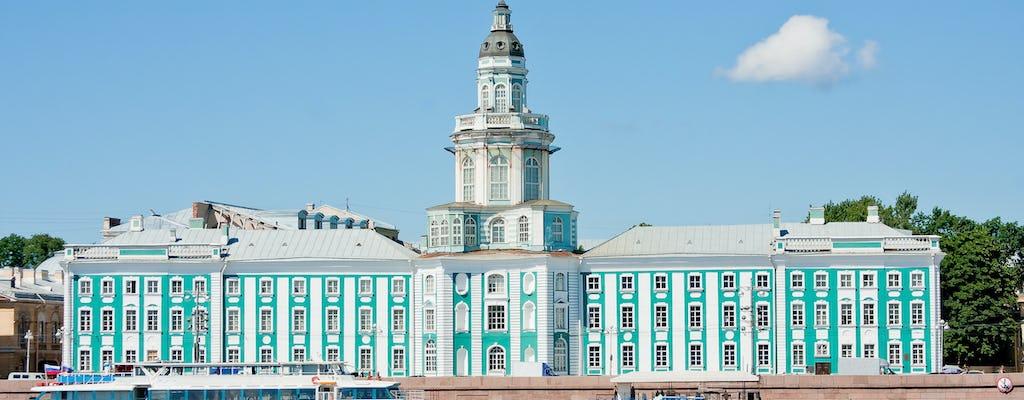 City Tour St Petersburg escursione turistica in autobus a due piani