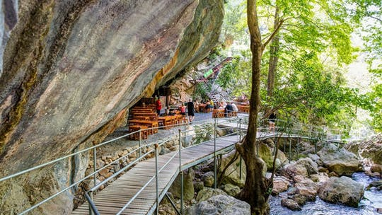 Sapadere Canyon Tour from Alanya
