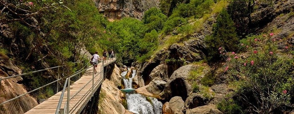 Tour to Sapadere Canyon with lunch at Dimcay from Alanya