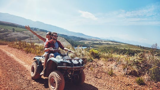 Quad Safari in Alanya