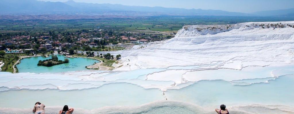 Pamukkale e Hierapolis Tour de Alanya