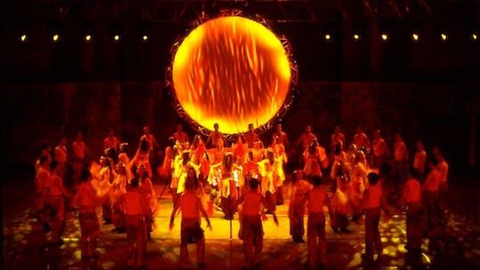Show do Fogo da Anatólia na Gloria Aspendos Arena em Alanya