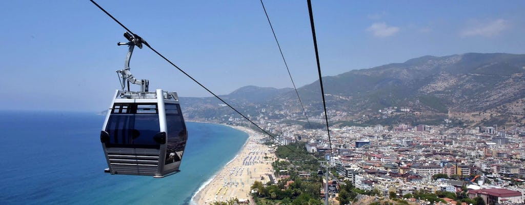 City Tour of Alanya with Cable Car Ride