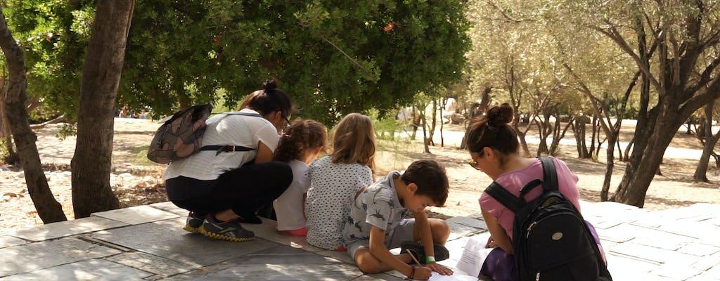 Atenas Antiga para crianças passeio privado a pé de duas horas
