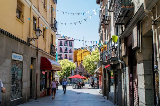 Self-Guided Discovery Walk in Madrid's Barrio de las Letras