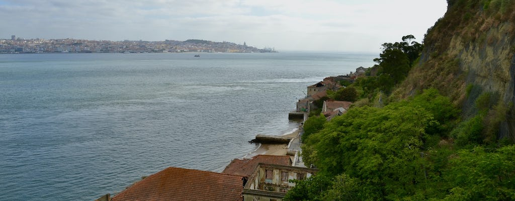 Self-guided discovery walk and photo challenge in Almada