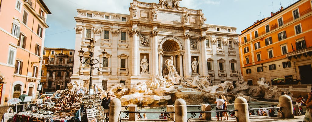 Rome highlights tour with minivan transportation