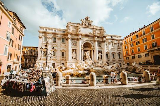 Roma destaca passeio com transporte de minivan