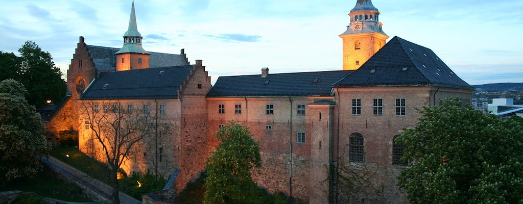 Solve the murder at Akershus Fortress