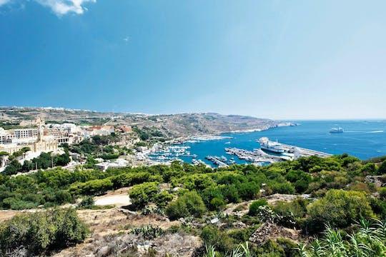 Gozo Island Tour with Victoria Citadel