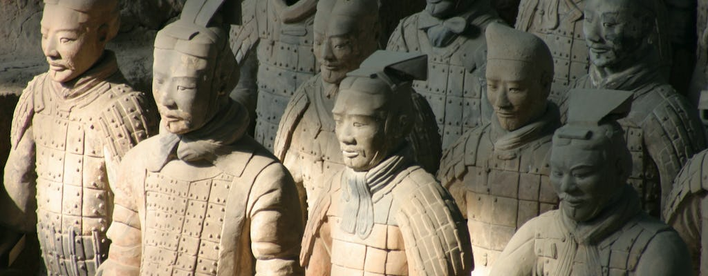 Xian private tour Terracotta Warriors and Customized Sightseeing