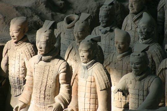 Visite privée de Xian Guerriers en terre cuite et visite personnalisée