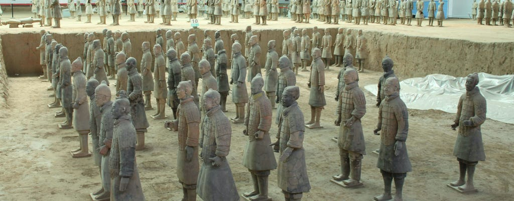 Full-day  the Magnificent Legacy of Qin and Han Dynasties