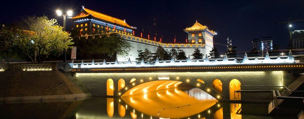 Индивидуальная вечерняя экскурсия на удивительные достопримечательности Сианя