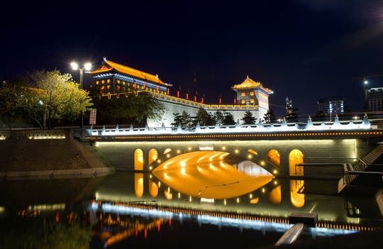 Private evening  tour of amazing Xian sightseeing
