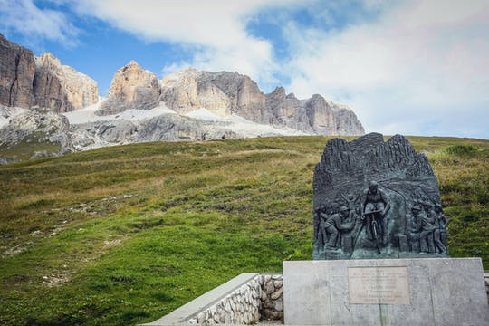 Le grand tour des Dolomites