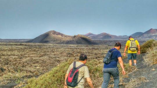 Randonnée guidée dans le parc naturel des volcans depuis le sud