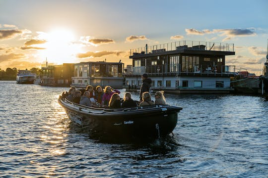 Hidden gems boat tour of Copenhagen