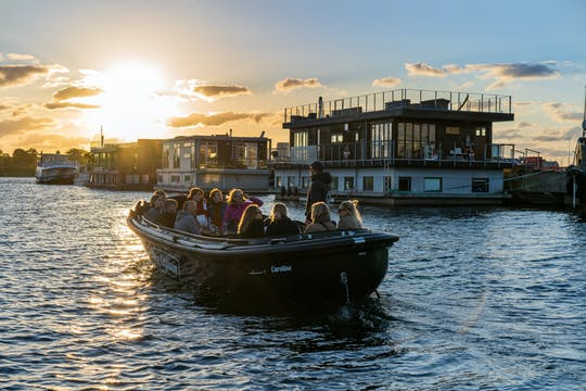 Passeio de barco de joias escondidas em Copenhague