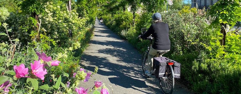 Excursion privée à vélo au coeur du Bordeaux local