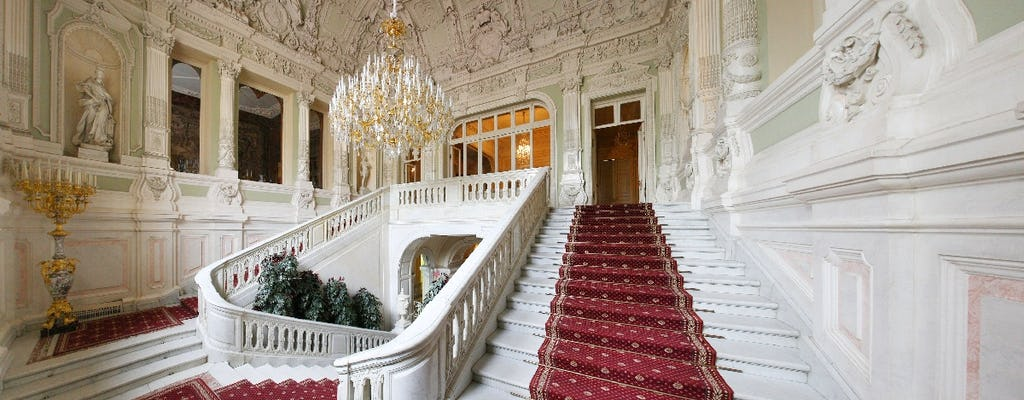 Yusupov Palace and Rasputin exhibition private guided tour