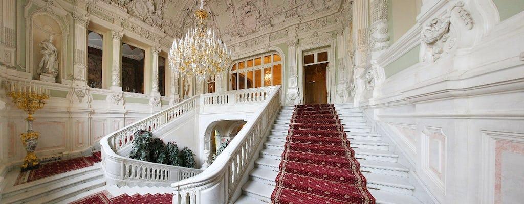 Visita guiada privada al Palacio de Yusupov y la exposición de Rasputín