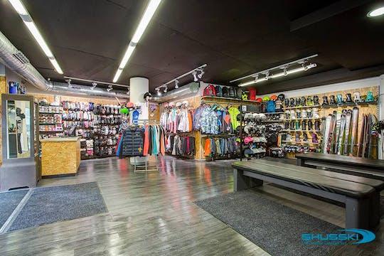 Andorra Ski & Snowboard Equipment Hire