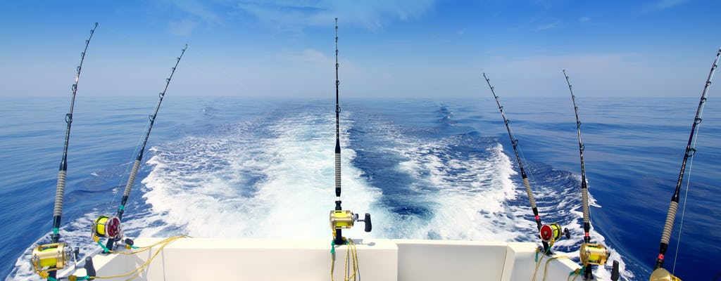 Excursion de pêche à Agadir