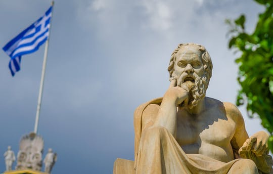Myths and philosophers Athens walking tour