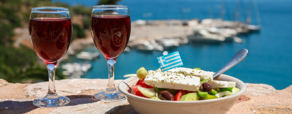Private wine tasting tour in Athens