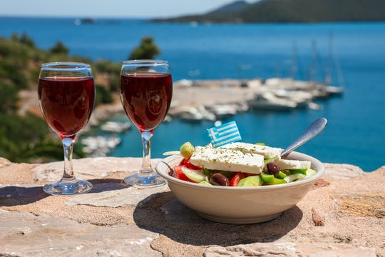 Tour privado de cata de vinos en Atenas