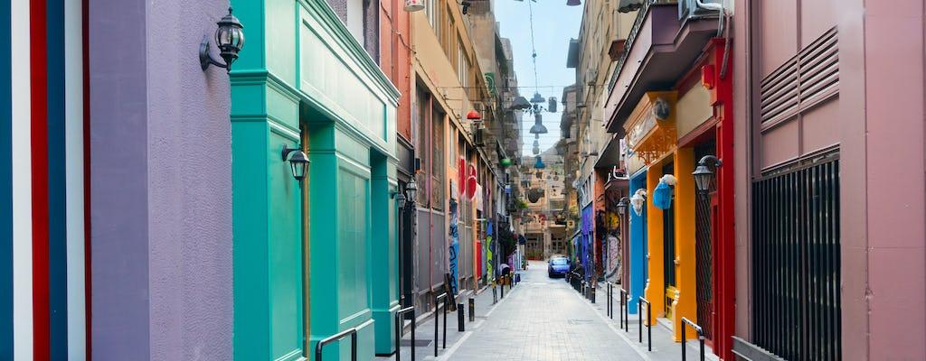 Tour privato a piedi della street art di Atene
