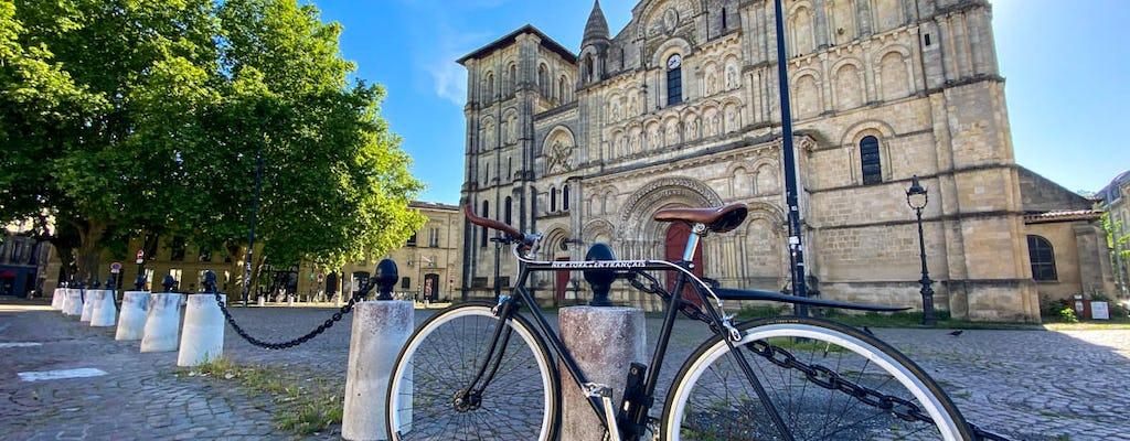 Excursion guidée à vélo au coeur du Bordeaux local