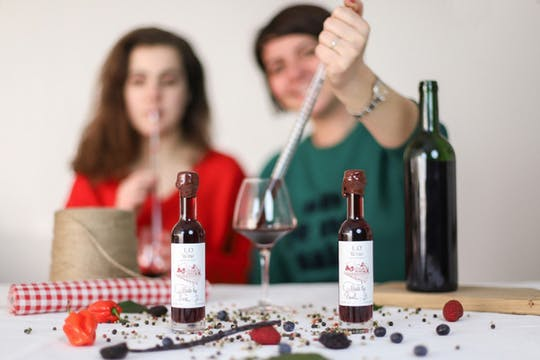 Atelier de dégustation et de création de vin à Saint-Emilion