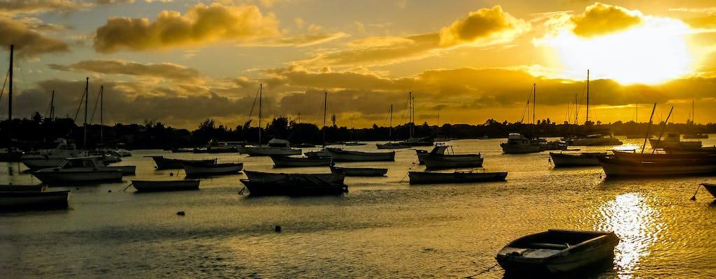 Маврикий Гранд-круиз на закате на катамаране-Бей