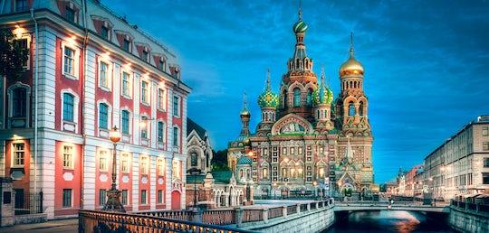 All-inclusive 8-Hour St Petersburg city tour