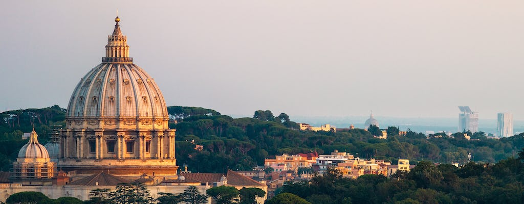 Vatican Museums, Sistine Chapel and St. Peter's Basilica skip-the-line morning tour