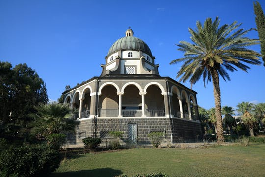 Tour of the Sea of Galilee, Cana, Magdala and Mount of Beatitudes from Jerusalem