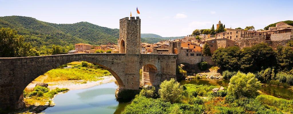 Tour en grupos pequeños a Besalú y pueblos medievales desde Barcelona