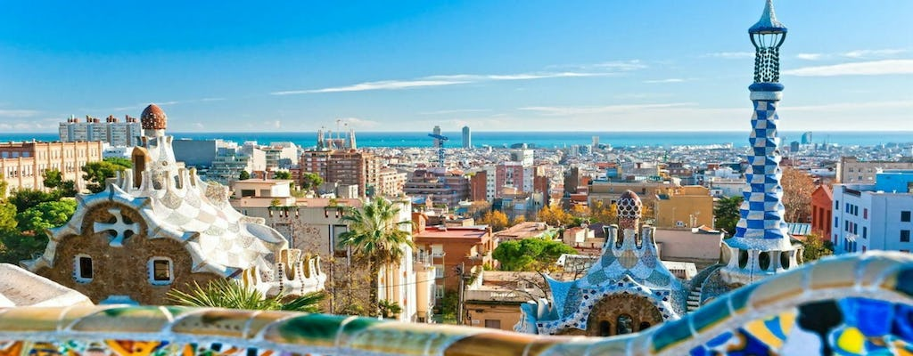 Sagrada Familia, Park Guell and and Old Town tour
