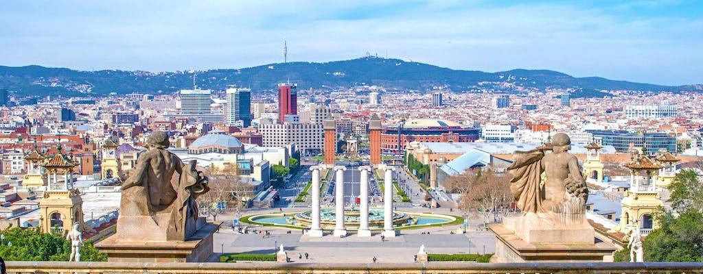 Best of Barcelona mit Sagrada Familia und Old Town Tour