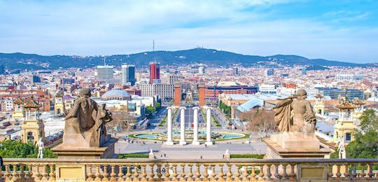 Best of Barcelona with Sagrada Familia and Old Town tour