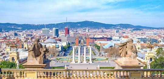 O melhor de Barcelona com o tour pela Sagrada Família e pelo centro histórico