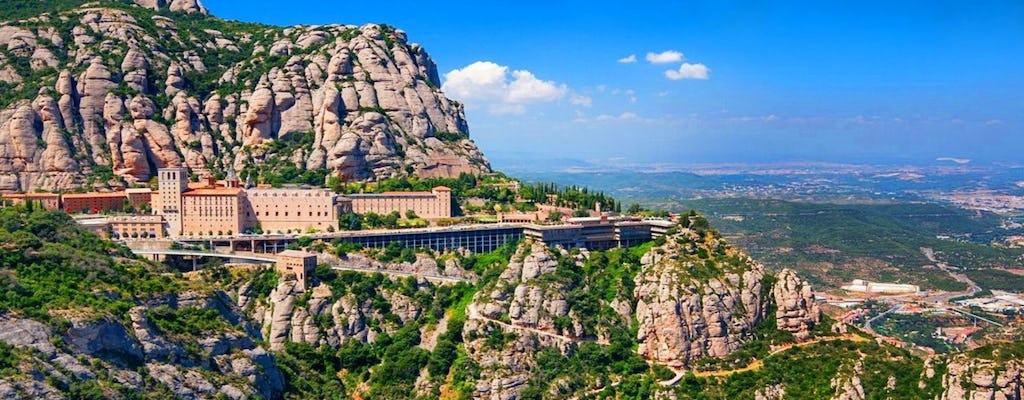 Barcelona Sagrada Família e excursão para pequenos grupos em Montserrat