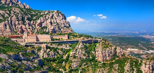 Barcelona Sagrada Familia and Montserrat small-group tour